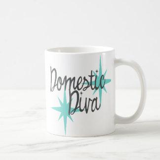 Domestic Diva Mothers Day mug