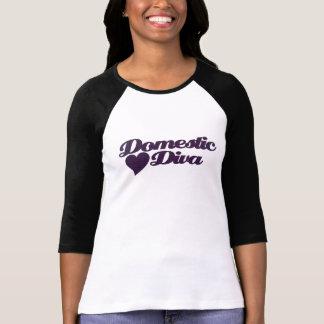 Domestic Diva T Shirt