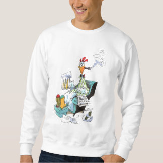 Domestic Fowl Basic Sweatshirt