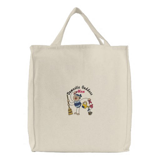 Domestic Goddess Mom Bags