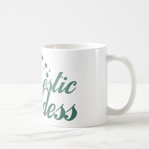 Domestic Goddess Mugs