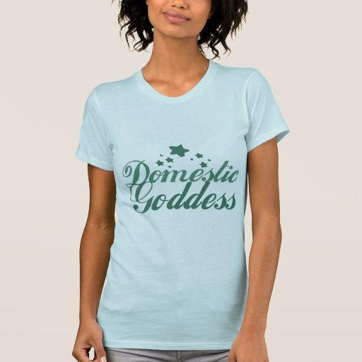 Domestic Goddess Tshirt
