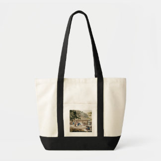 Domestic life in Kupang, Timor, plate 10 from 'Le Impulse Tote Bag