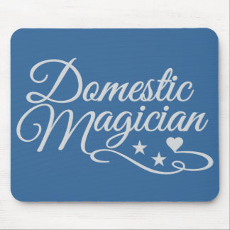 Domestic Magician custom mousepad