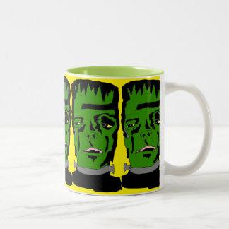 Domestic Not Basic Frankenstein Coffee Mug