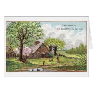 Domestic SM Company Greeting Card