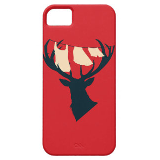 Domestic Stag iPhone 5 Covers
