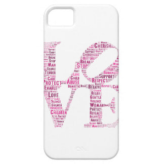 Domestic Violence iPhone Case Case For iPhone 5/5S