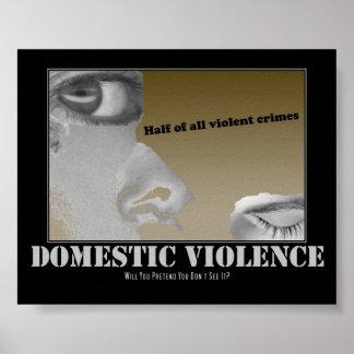 Domestic Violence Poster