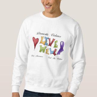 Domestic Violence Sweatshirt