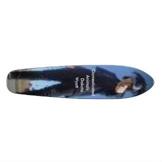 Domesticaed Animals Skate Board Deck