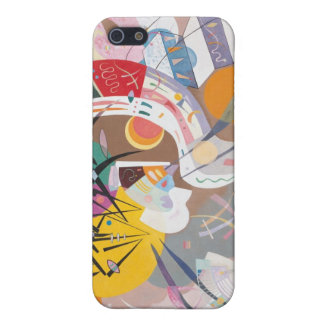 Dominant Curve iPhone 5/5S Cover