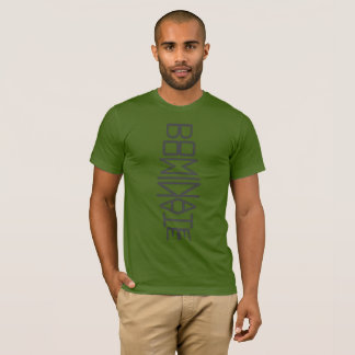 Dominate Grey Totem T-shirt