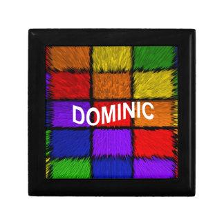 DOMINIC GIFT BOX
