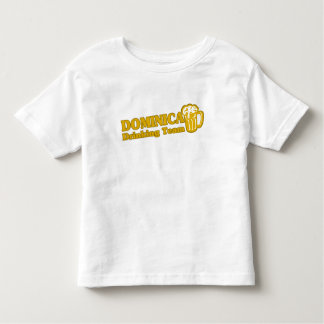 Dominica Drinking Team T Shirt