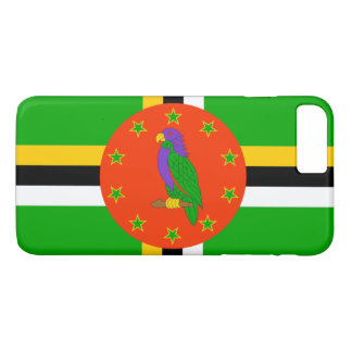 Dominica flag iPhone 8 plus/7 plus case