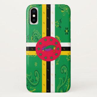 Dominica Flag Phone Case