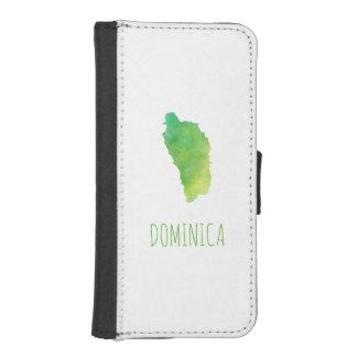 Dominica iPhone SE/5/5s Wallet Case