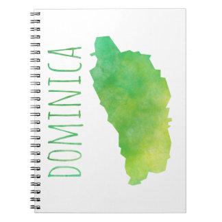 Dominica Notebooks