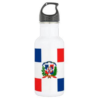 Dominican Flag 532 Ml Water Bottle