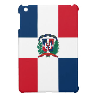 Dominican flag all over design iPad mini covers