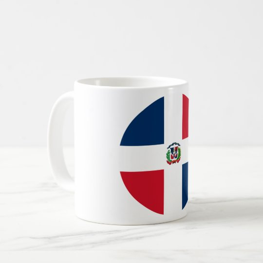 Dominican Flag Coffee Mug