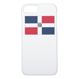 Dominican Flag iPhone 7 Case