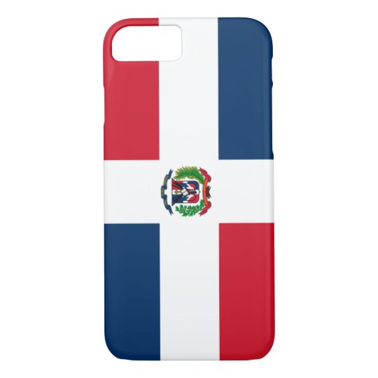 Dominican Flag iPhone 8/7 Case