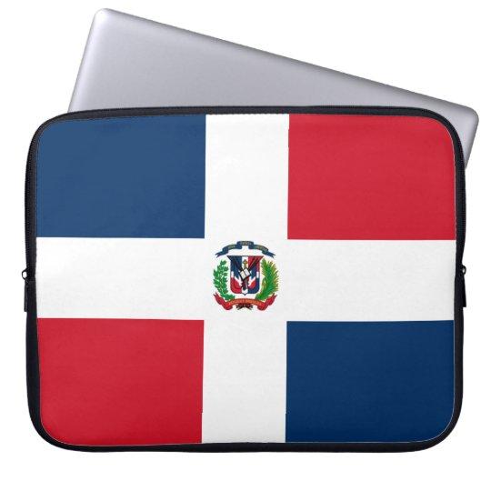 Dominican Flag Laptop Sleeve