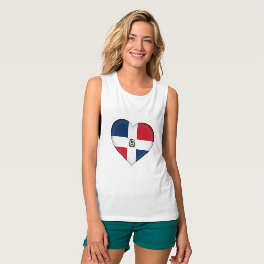Dominican Flag Singlet