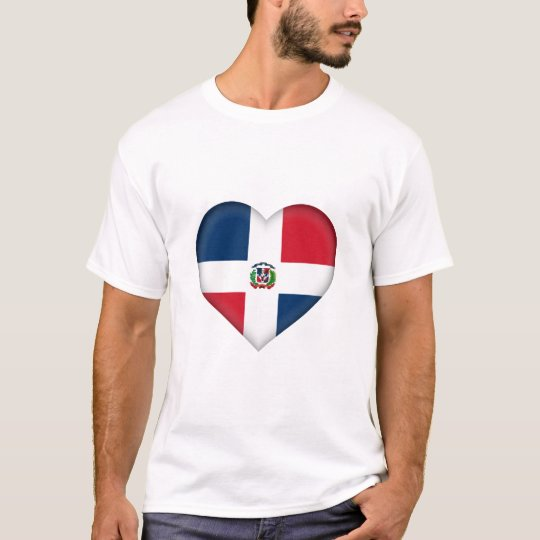 Dominican Flag T-Shirt