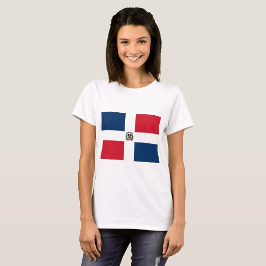 Dominican Flag T-Shirt