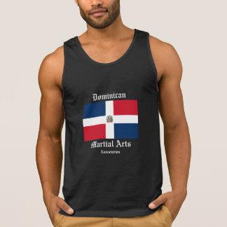 Dominican Martial Arts Association Singlet