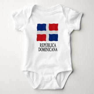 Dominican Republic Baby Bodysuit