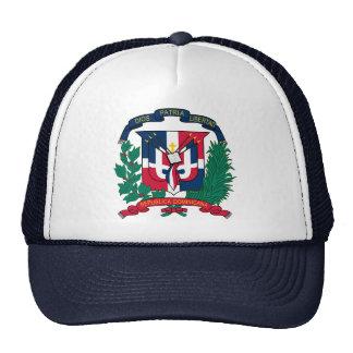 Dominican Republic Coat of arms  DO Cap