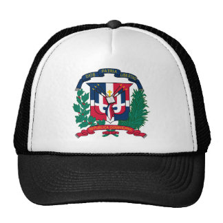 Dominican Republic Coat of Arms Hat