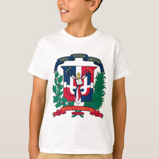 Dominican Republic coat of arms T-Shirt