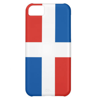 dominican republic country flag case