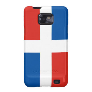 dominican republic country flag case galaxy SII cases