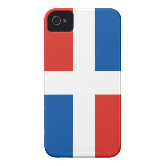 dominican republic country flag case iPhone 4 cover