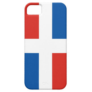 dominican republic country flag case iPhone 5 cover