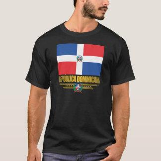 Dominican Republic Flag Apparel T-Shirt