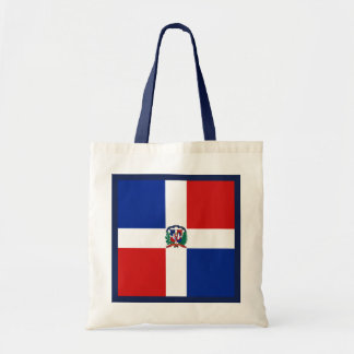 Dominican Republic Flag Bag
