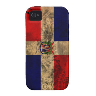 Dominican Republic Flag Vibe iPhone 4 Covers