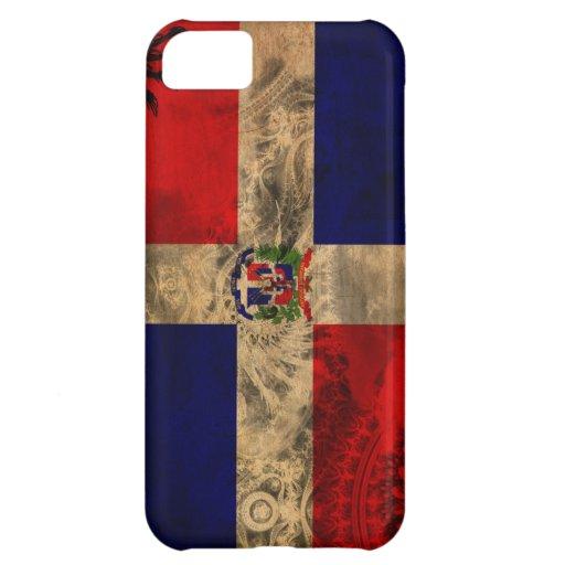 Dominican Republic Flag iPhone 5C Case