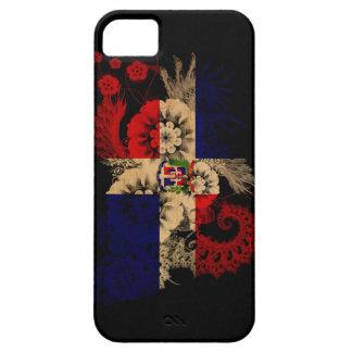 Dominican Republic Flag iPhone 5 Cases