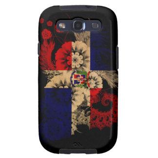 Dominican Republic Flag Galaxy S3 Cover