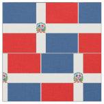 Dominican Republic Flag Fabric