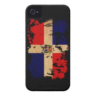Dominican Republic Flag iPhone 4 Case-Mate Cases