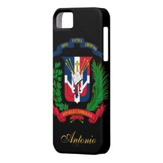 Dominican Republic Flag iPhone 5 Case